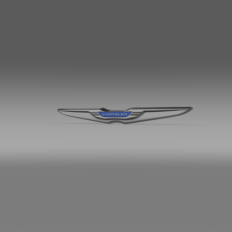 xrysler 300 məhdud 2015 təkər 3d modeli 3ds max fbx c4d lwo ma mb hrc xsi obj 212754
