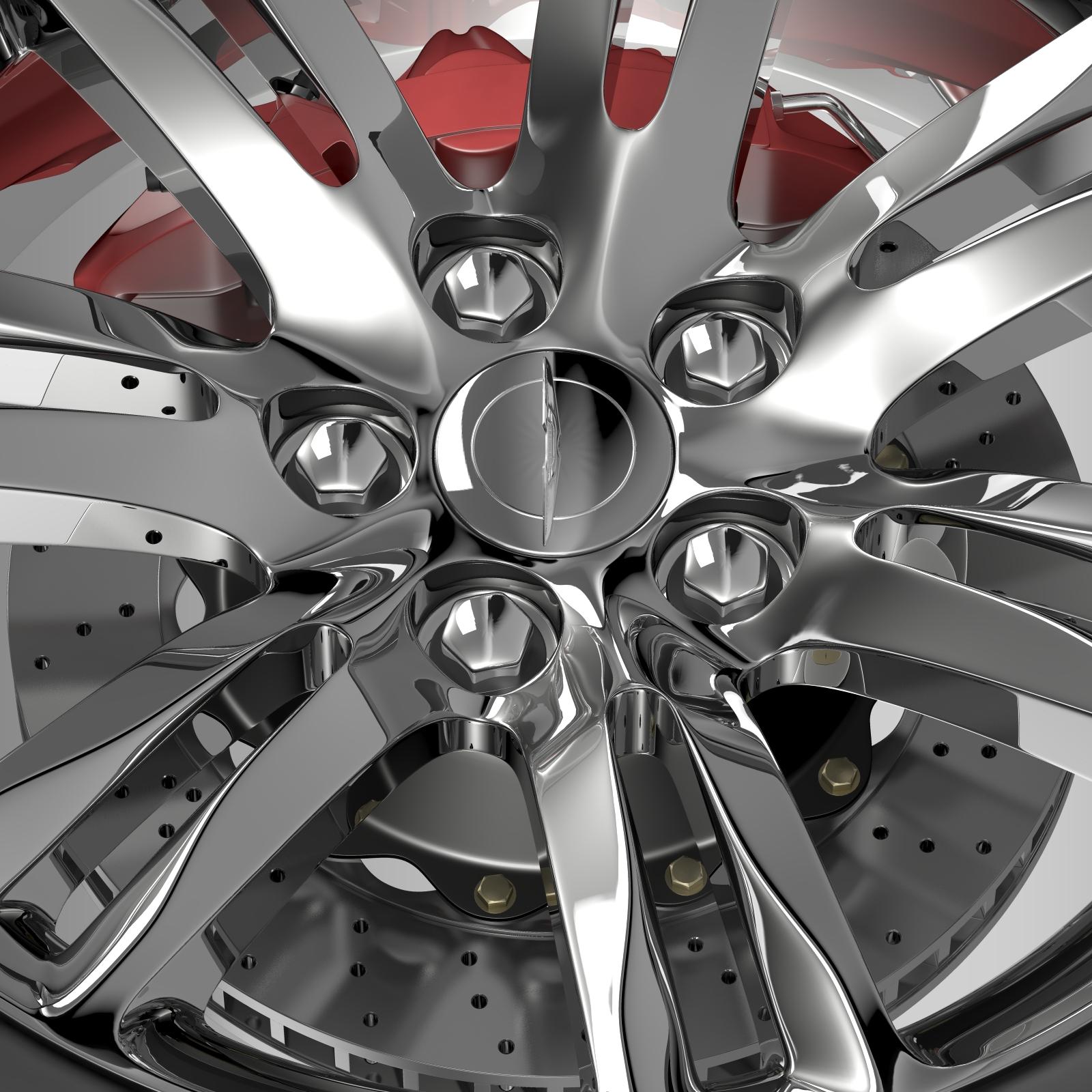 chrysler 300c 2015 wheel 3d model 3ds max fbx c4d lwo ma mb hrc xsi obj 212765