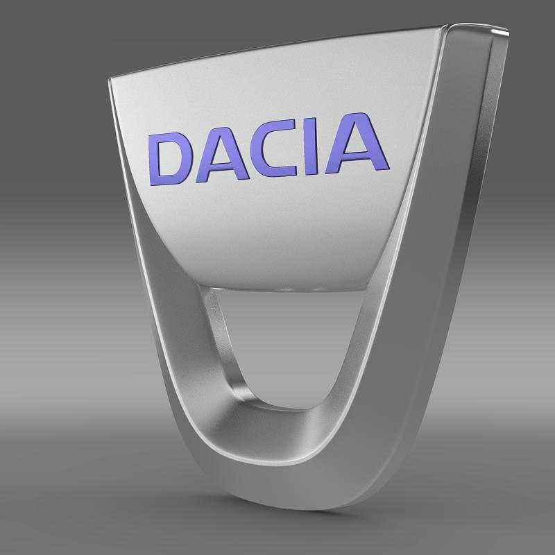dacia logan wheel 3d model 3ds max fbx c4d lwo ma mb hrc xsi obj 212805