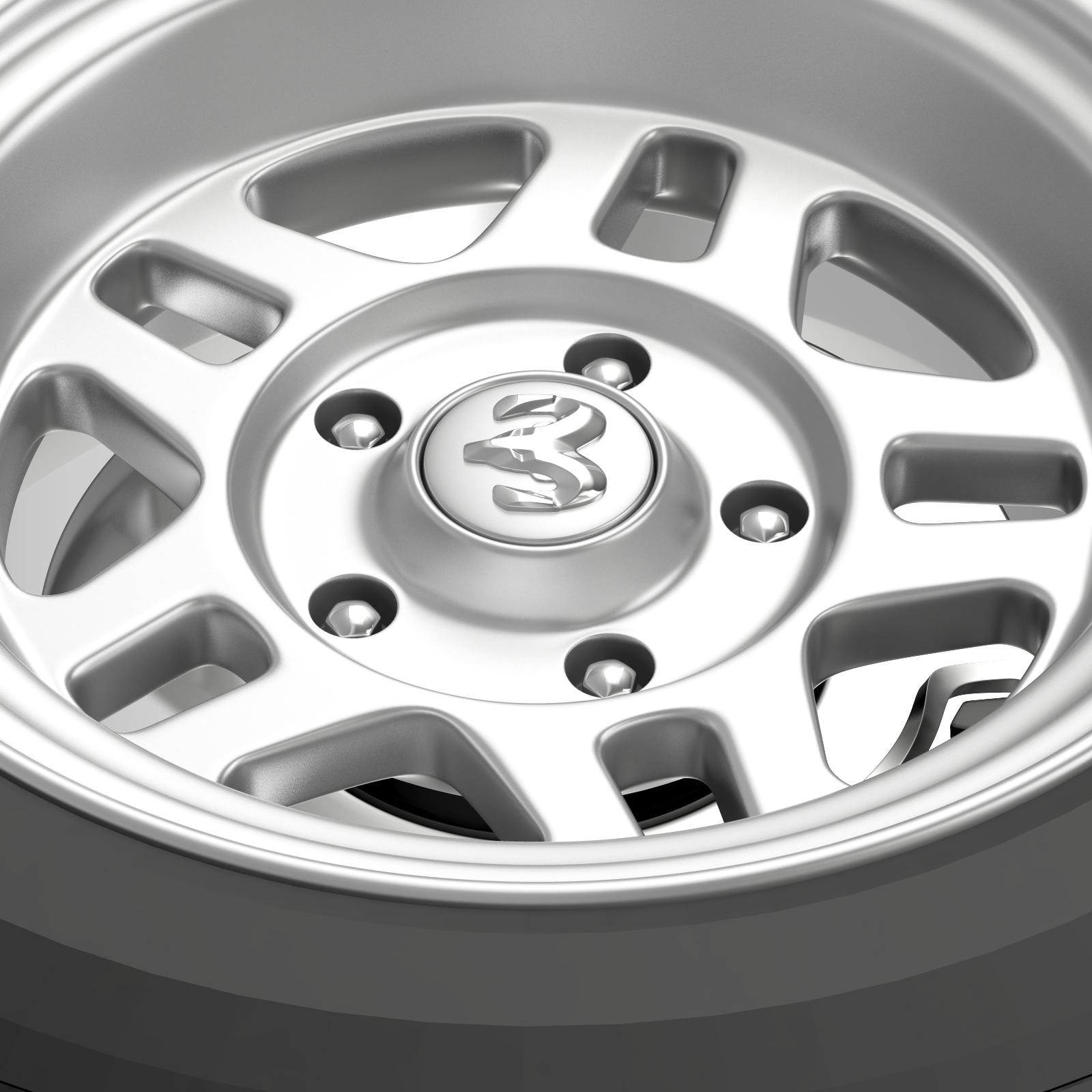 dodge challenger mopar wheel 3d model 3ds max fbx c4d lwo ma mb hrc xsi obj 212810