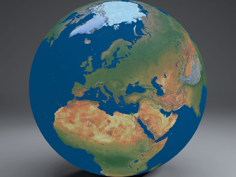EarthGlobe16k ( 935.39KB jpg by FlashMyPixel )
