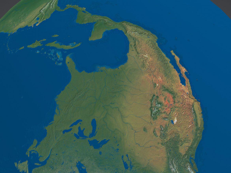 EarthGlobe16k ( 1001.56KB jpg by FlashMyPixel )