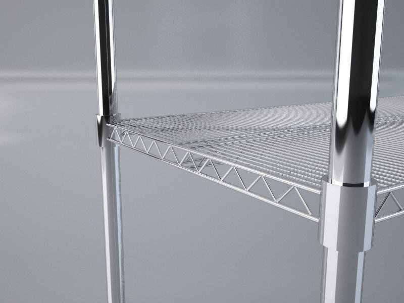 storage shelf 3d model max obj 213058