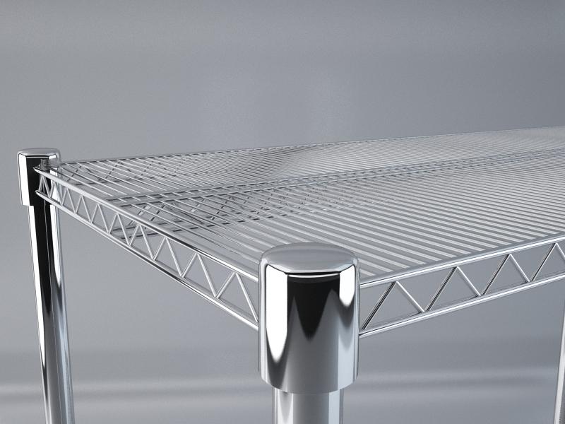 storage shelf 3d model max obj 213059
