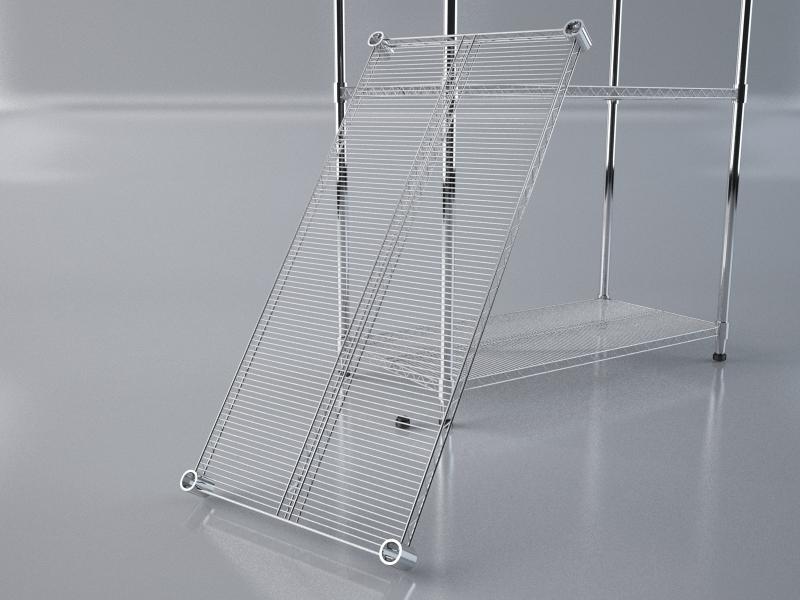 storage shelf 3d model max obj 213061