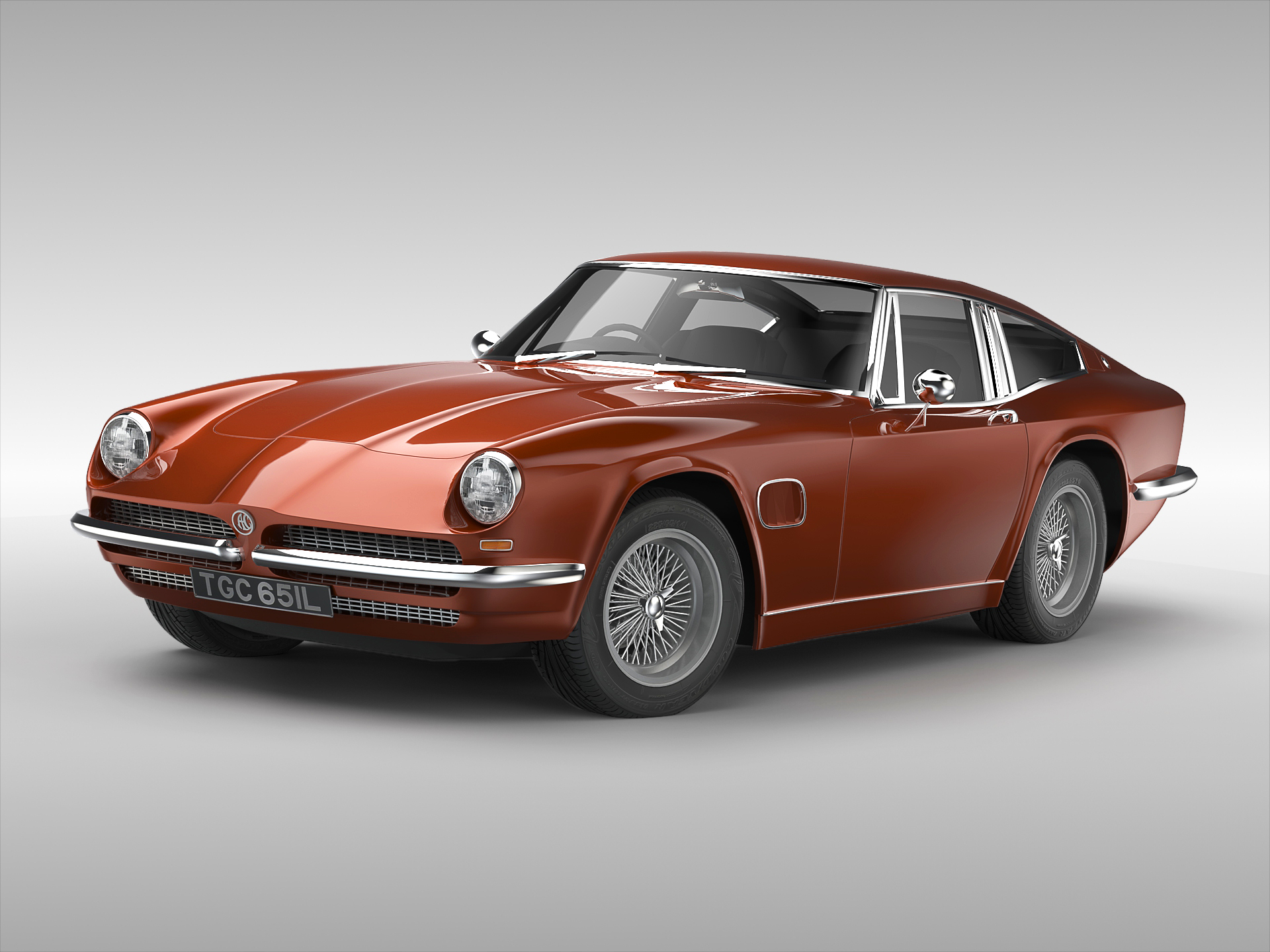 ac 428 frua (1965 – 1973) 3d model 3ds max fbx obj 213094
