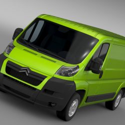 Citroen Jumper 250 L2H1 2006 -2014 ( 571.88KB jpg by CREATOR_3D )