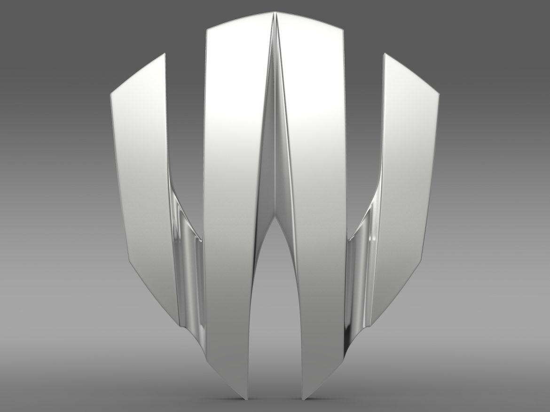 w motors lykan hypersport logo 3d model 3ds max fbx c4d lwo ma mb hrc xsi obj 213243