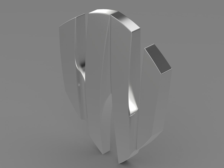 w motors lykan hypersport logo 3d model 3ds max fbx c4d lwo ma mb hrc xsi obj 213245