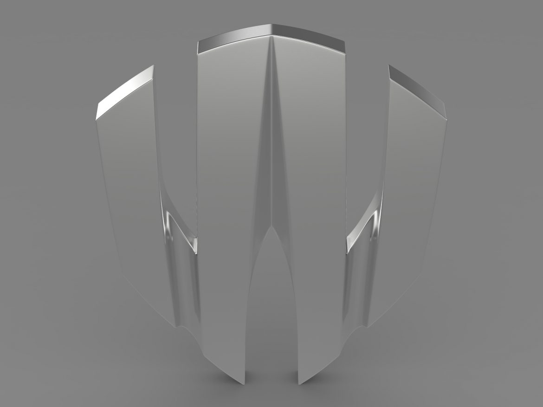 w motors lykan hypersport logo 3d model 3ds max fbx c4d lwo ma mb hrc xsi obj 213246