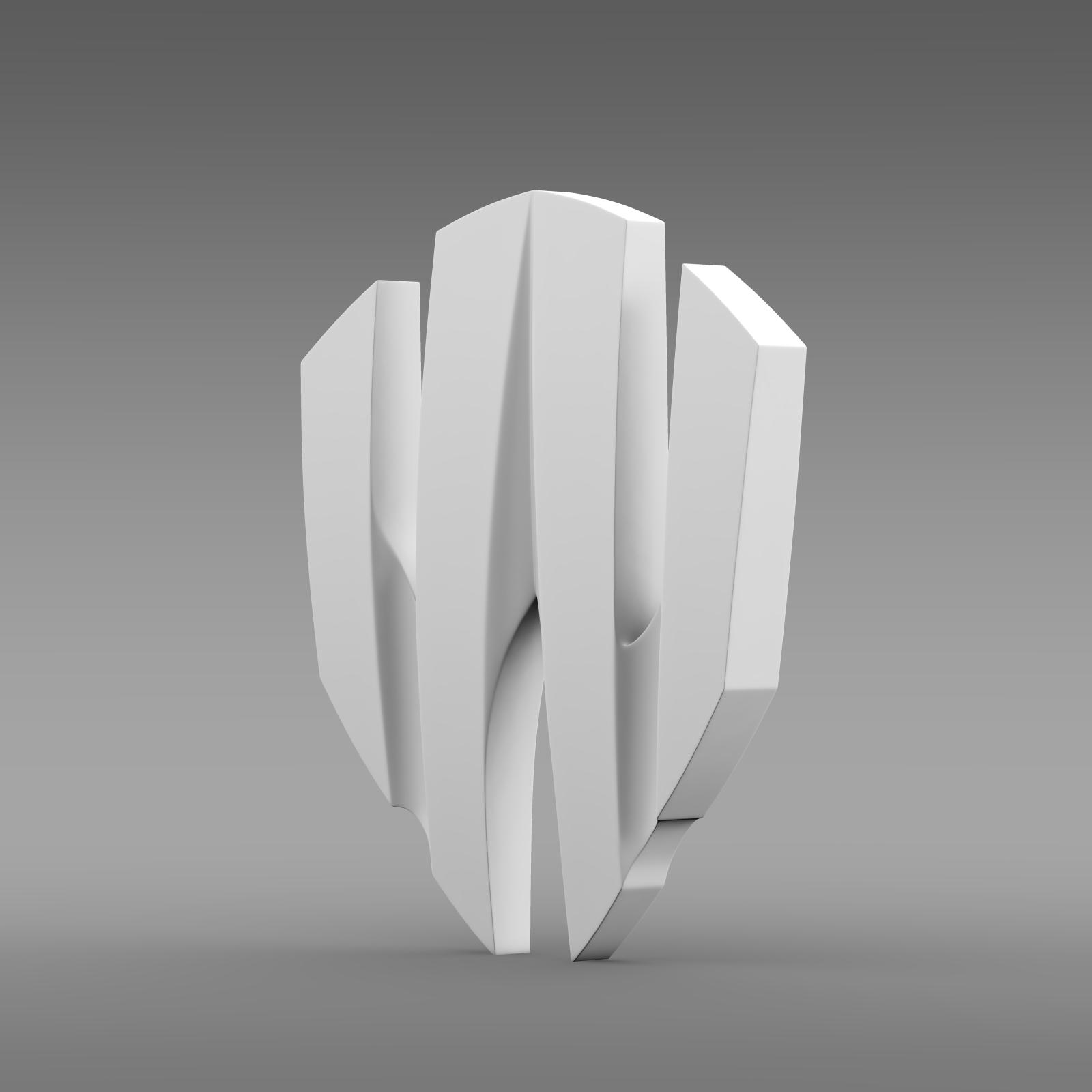 w motors lykan hypersport logo 3d model 3ds max fbx c4d lwo ma mb hrc xsi obj 213248