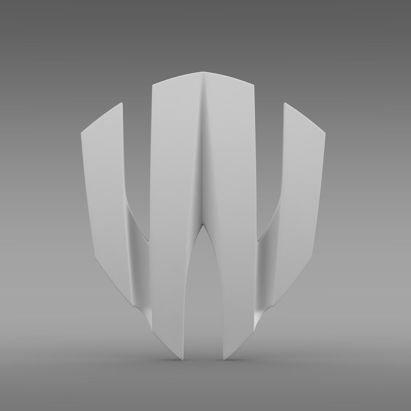 w motors lykan hypersport logo 3d model 3ds max fbx c4d lwo ma mb hrc xsi obj 213249