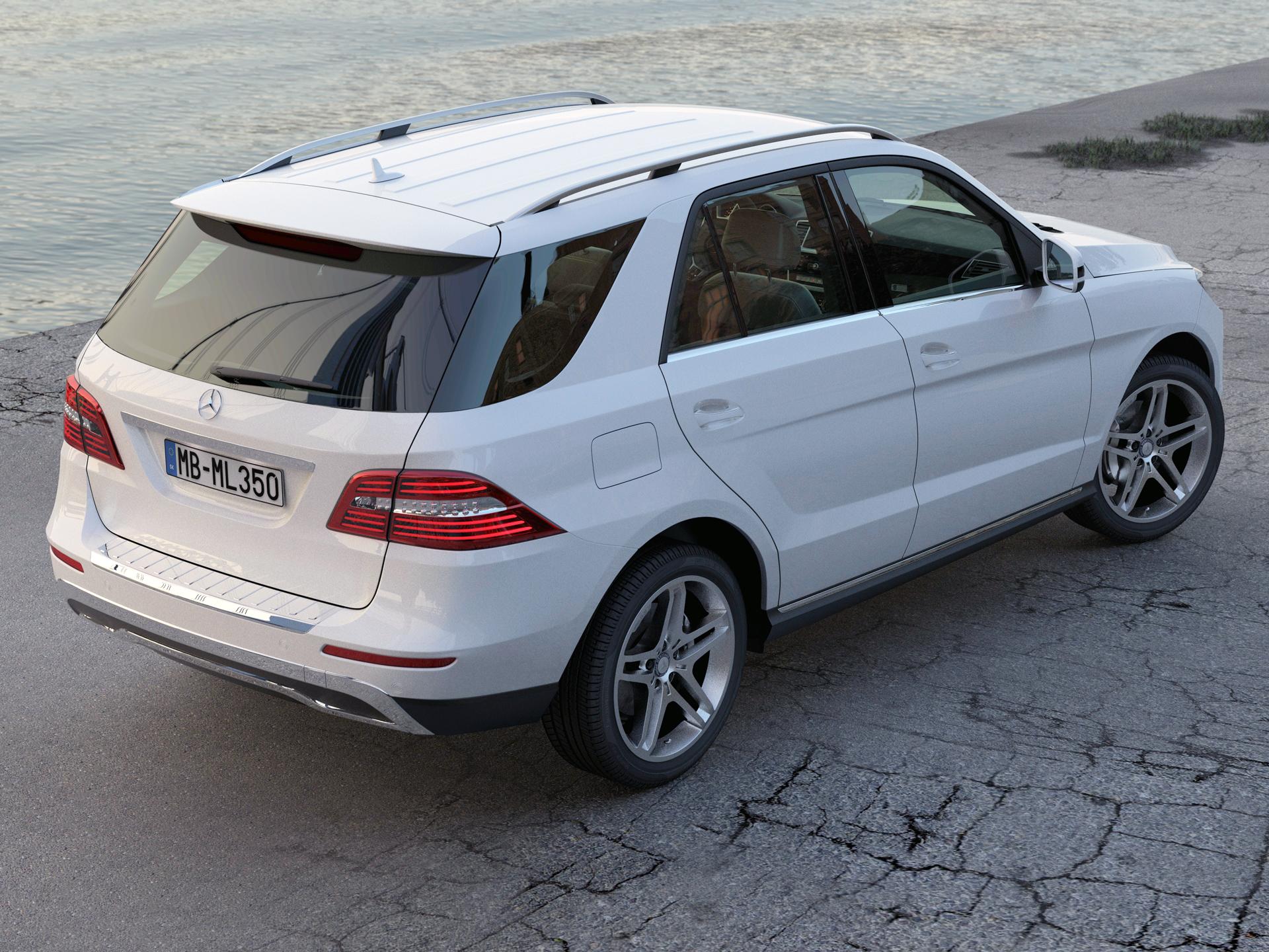 Mercedes benz ml class 2013 3d model buy mercedes benz for Mercedes benz usa models