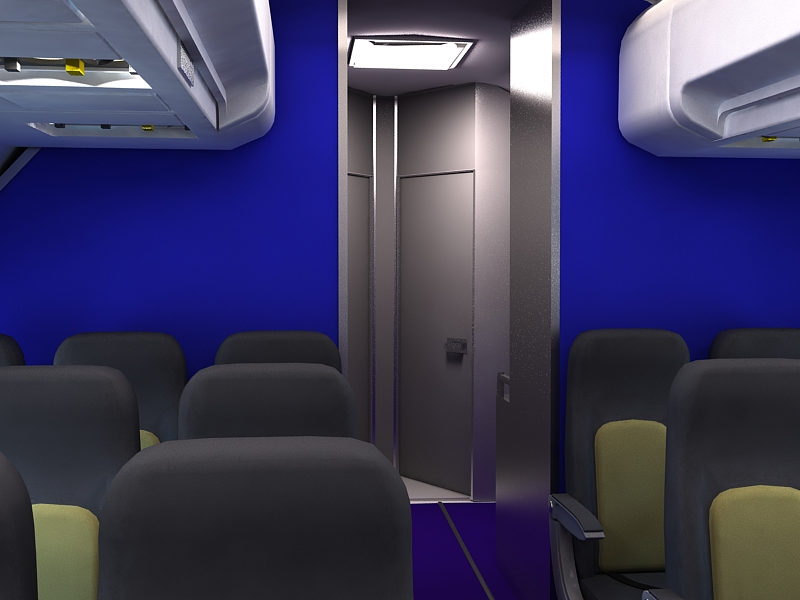 B737-500 lufthansa with interior ( 229.75KB jpg by S.E )