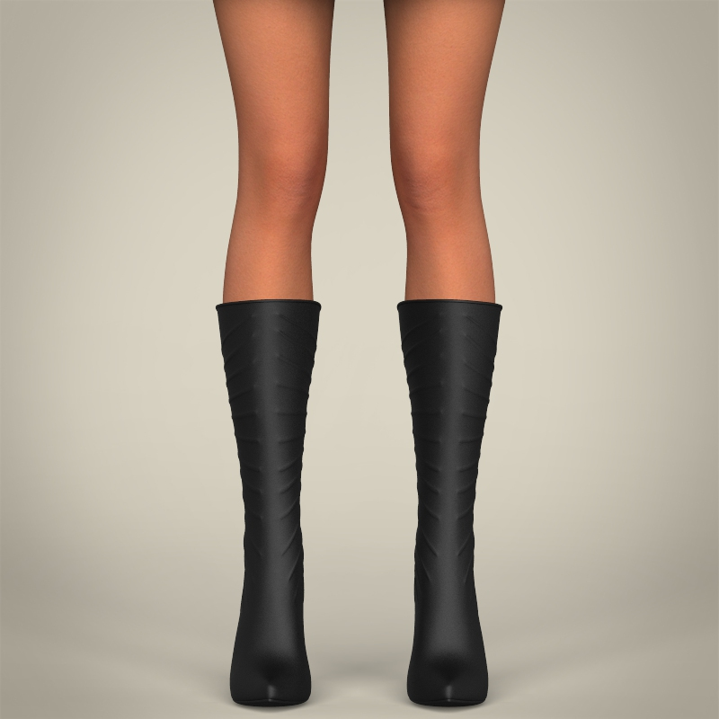 realistic japanese beautiful girl 3d model 3ds max fbx c4d lwo ma mb texture obj 213769