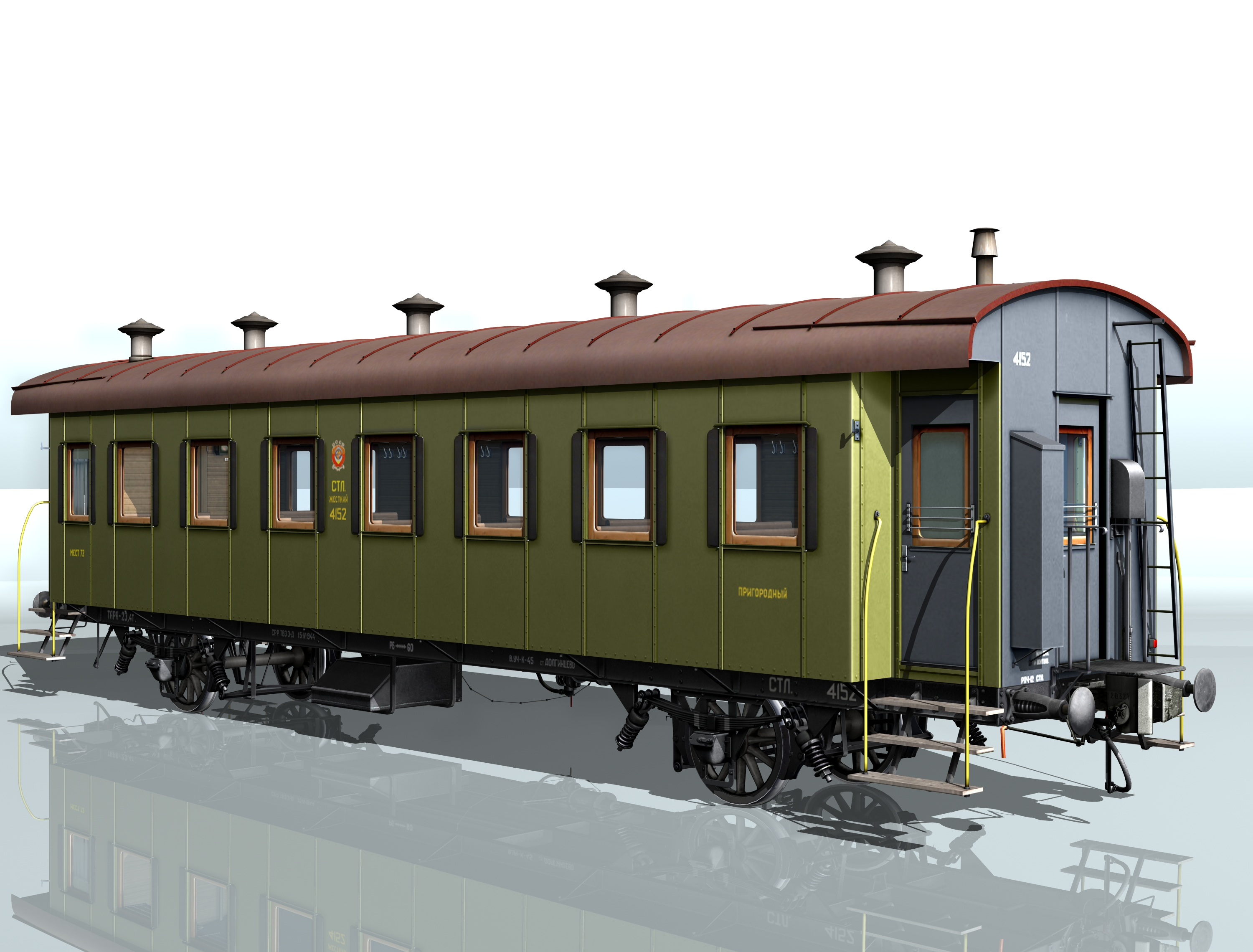 passenger wagon sample 1930 3d model 3ds max fbx obj 213915