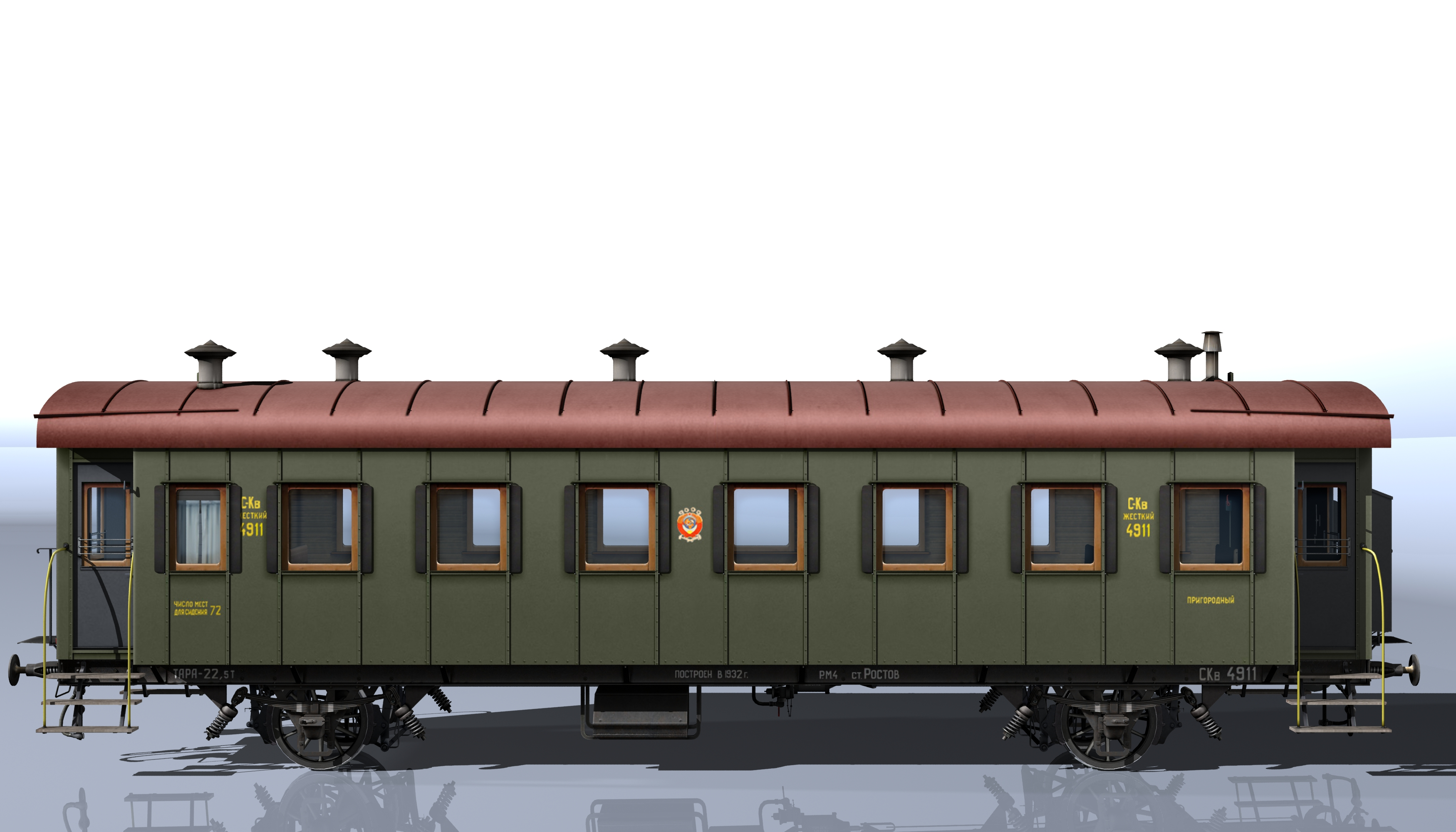 wagon passenger 2-axles 4911 3d model 3ds max fbx obj 213936