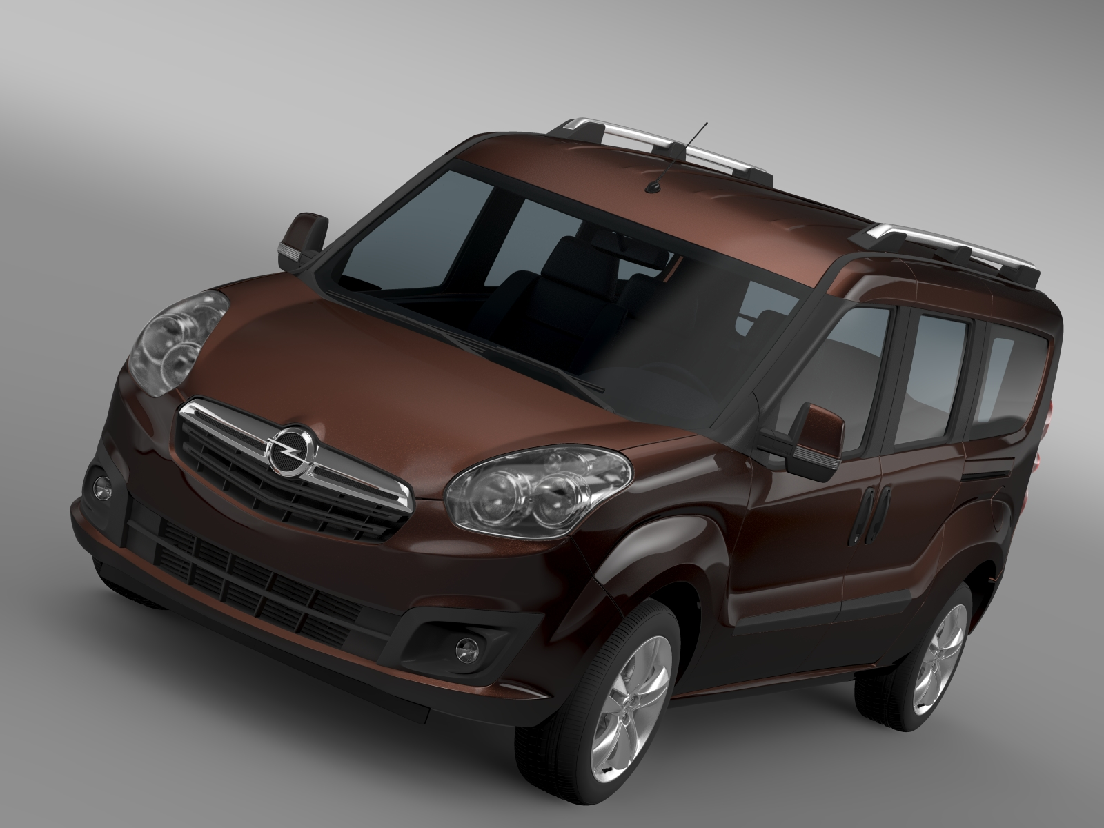 opel combo tour lwb d 2015 3d model buy opel combo tour lwb d 2015 3d model flatpyramid. Black Bedroom Furniture Sets. Home Design Ideas