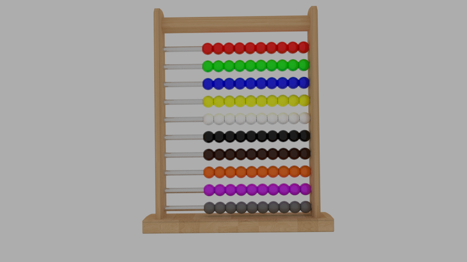 abacus v1 3d model spoj 214722