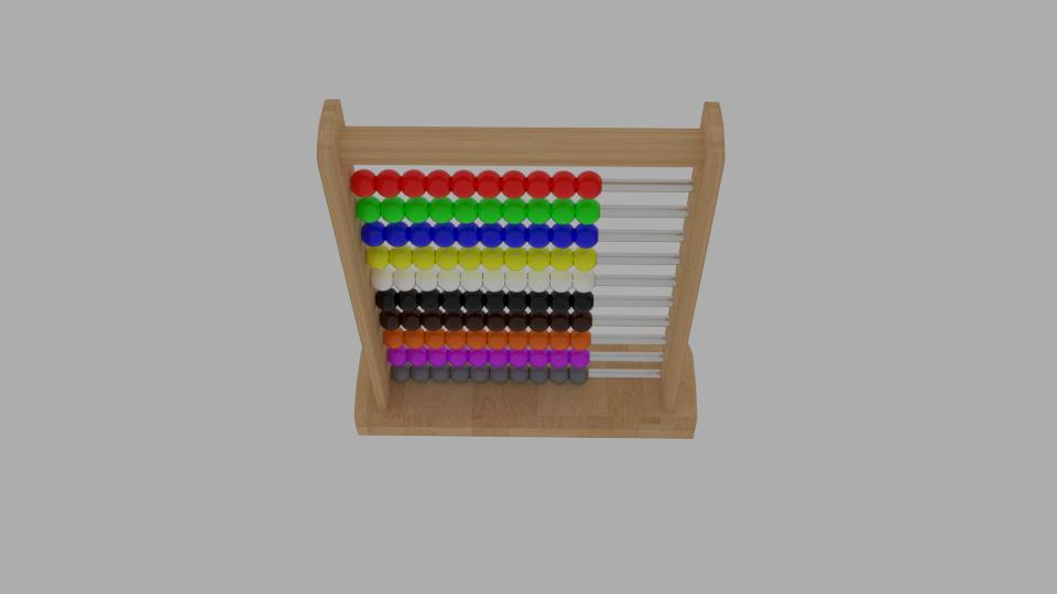 abacus v1 3d model blend 214724