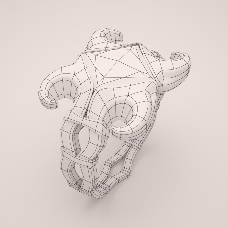 gredzens - jūras karalis 3d modelis max 214756
