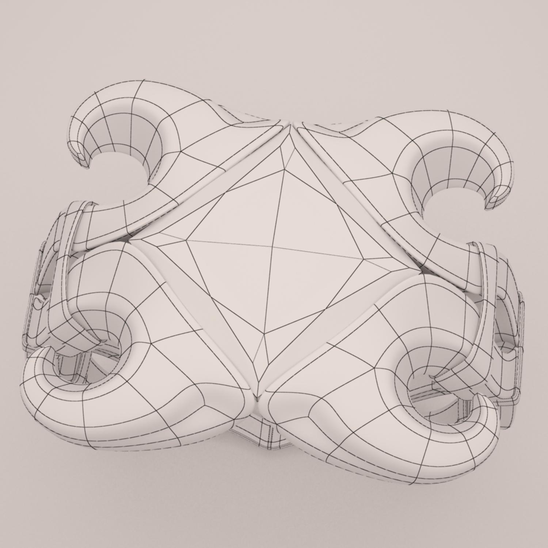 gredzens - jūras karalis 3d modelis max 214757