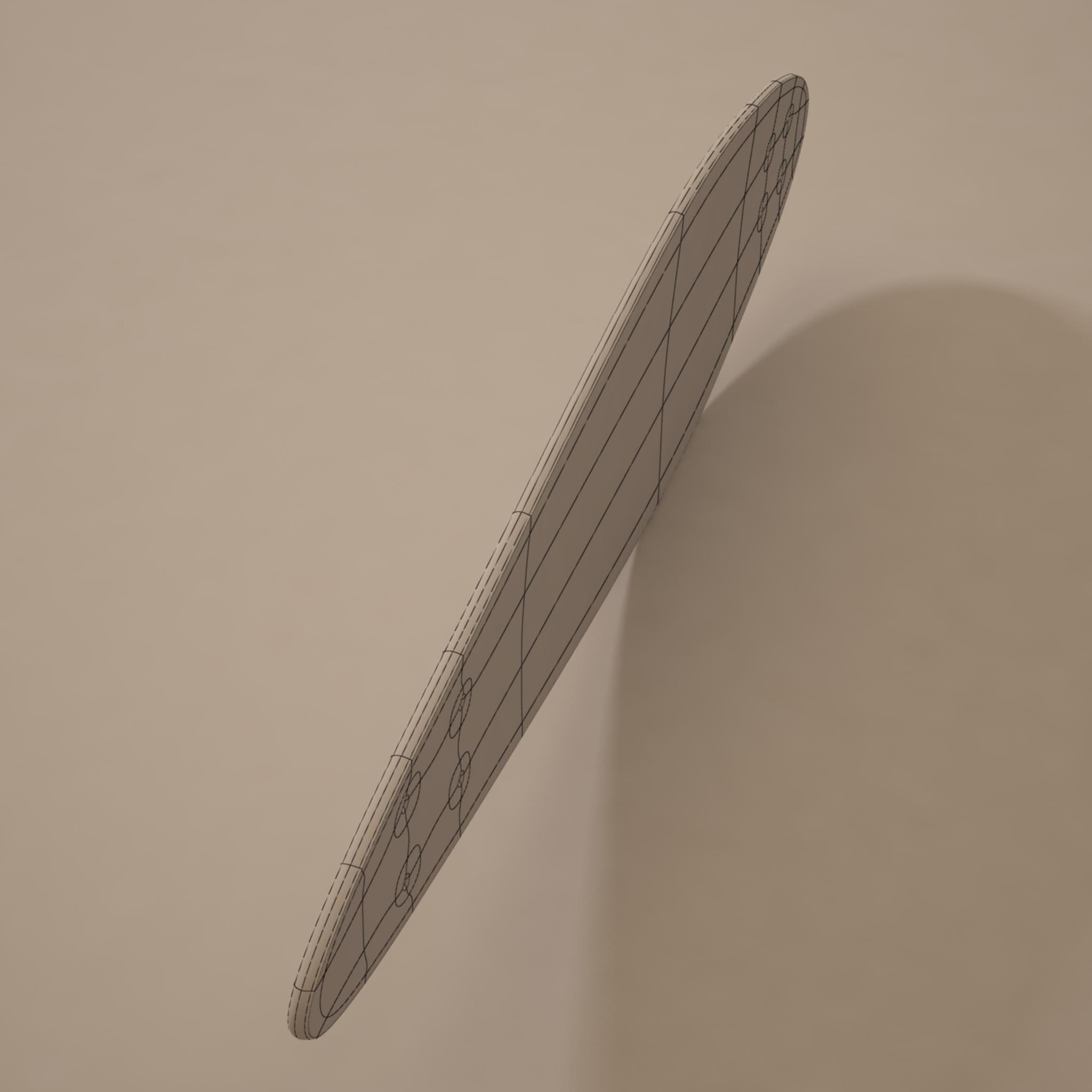 longboard güvertə 3d model max 214796