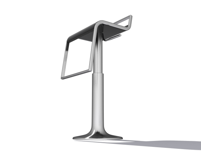 chair bar 3d model max fbx 214874