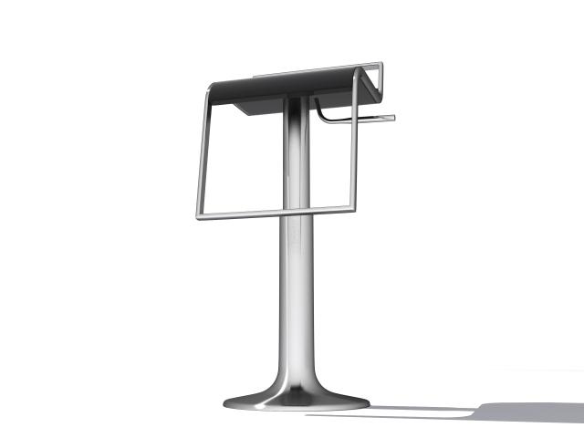 chair bar 3d model max fbx 214875