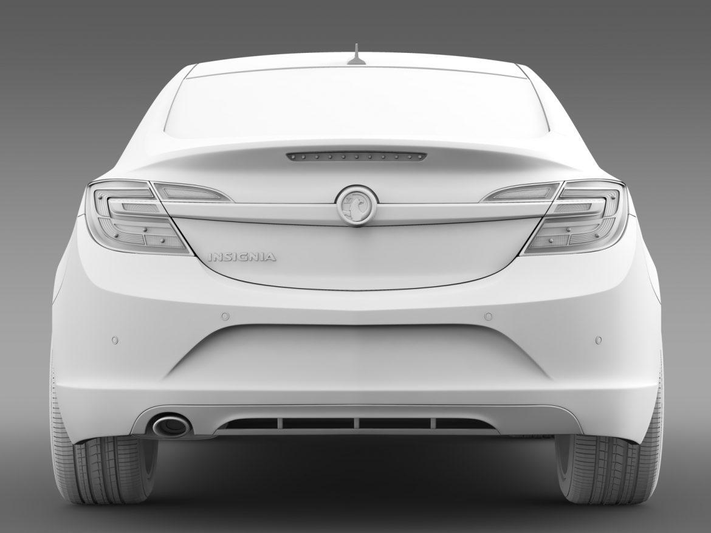 vauxhall insignia 2015 3d model 3ds max fbx c4d lwo ma mb hrc xsi obj 215501