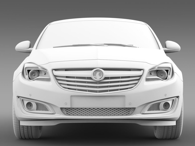 vauxhall insignia 2015 3d model 3ds max fbx c4d lwo ma mb hrc xsi obj 215502