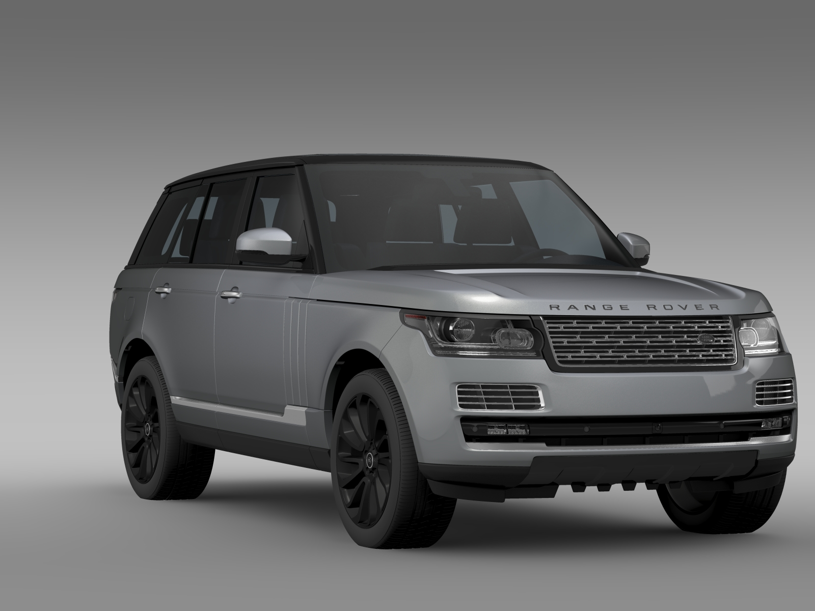 range rover svautobiography l405 2016 v1 3d model. Black Bedroom Furniture Sets. Home Design Ideas