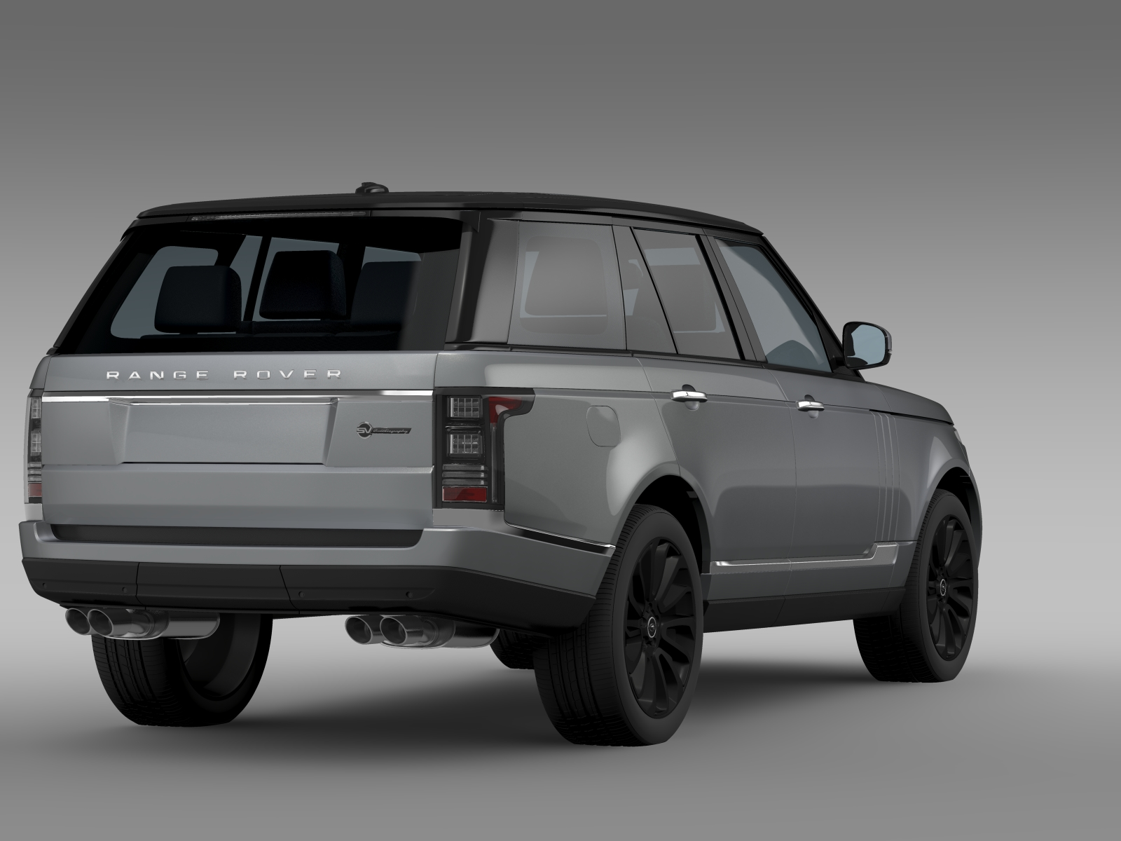 range rover svautobiography l405 2016 v1 3d model flatpyramid. Black Bedroom Furniture Sets. Home Design Ideas