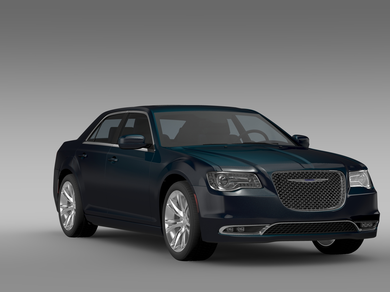 chrysler 300 c lx2 2016 3d model buy chrysler 300 c lx2 2016 3d model flatpyramid. Black Bedroom Furniture Sets. Home Design Ideas
