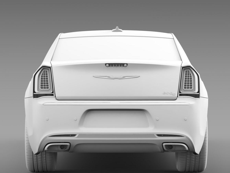 chrysler 300c platinum limousine lx2 2016 3d model 3ds max fbx c4d lwo ma mb hrc xsi obj 216058
