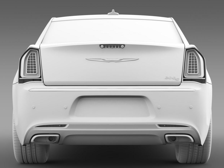 chrysler 300c platinum lx2 2016 3d model 3ds max fbx c4d lwo ma mb hrc xsi obj 216077