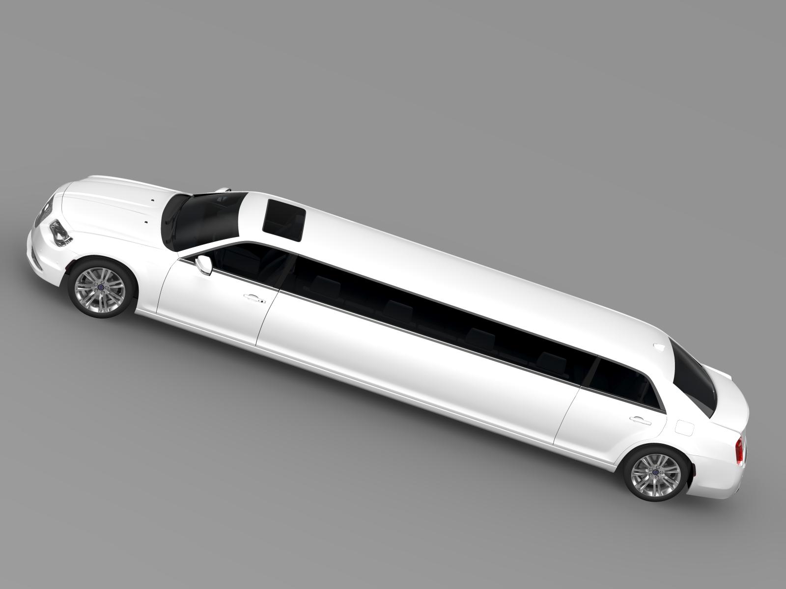 Lancia Thema Limousine 2016