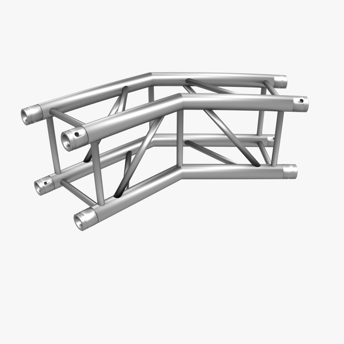 square light trusses (collection 50 modular) 3d model 3ds max dxf fbx c4d dae texture obj 216185