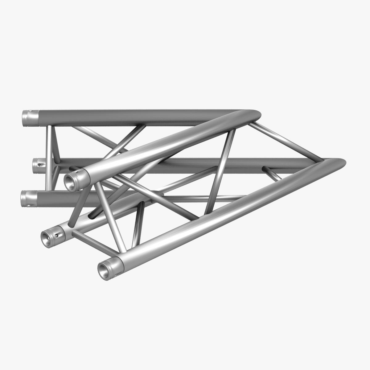 triangular trusses (collection 55 modular pieces) 3d model 3ds max dxf fbx c4d dae texture obj 216232