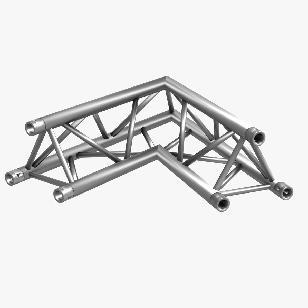 triangular trusses (collection 55 modular pieces) 3d model 3ds max dxf fbx c4d dae texture obj 216233