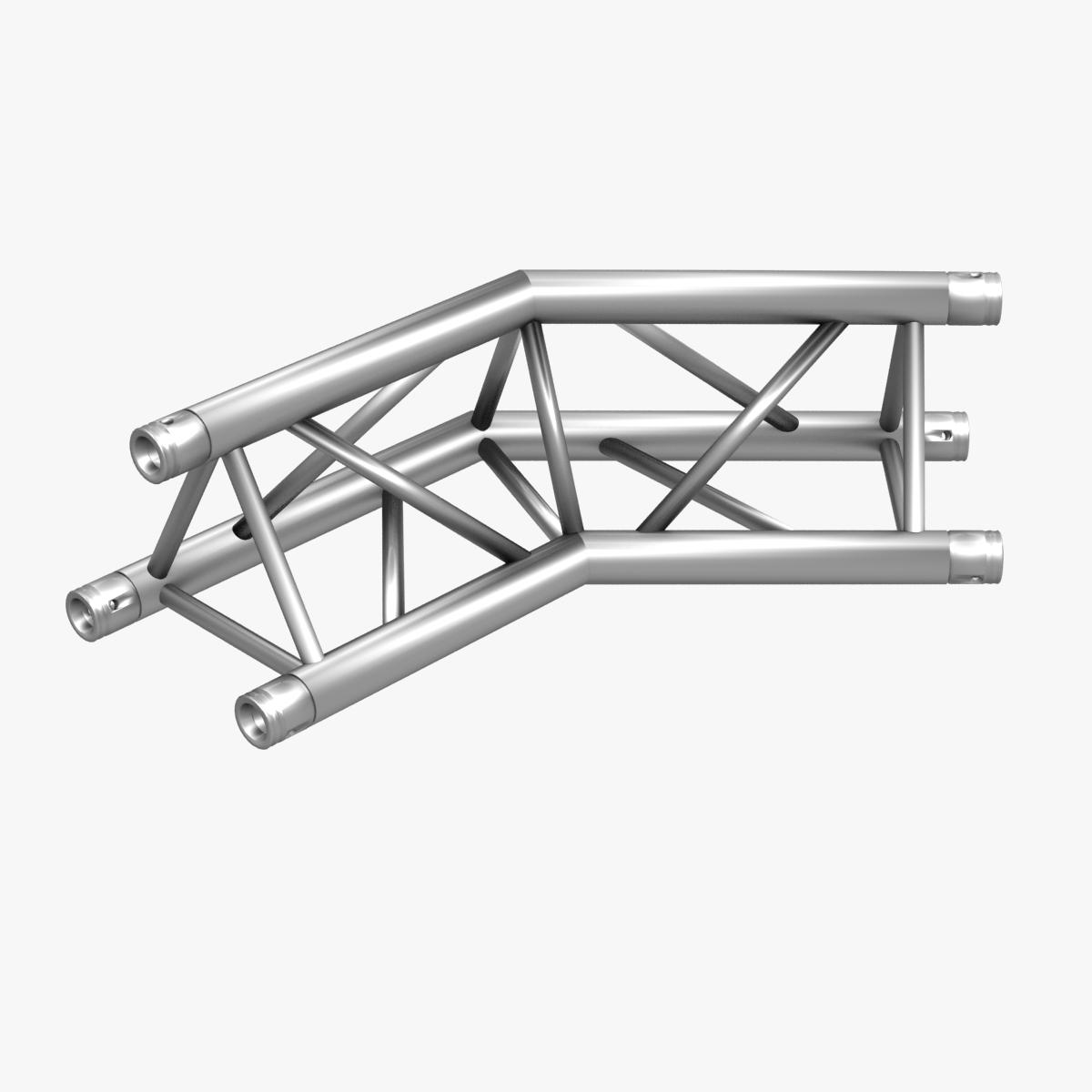 triangular trusses (collection 55 modular pieces) 3d model 3ds max dxf fbx c4d dae texture obj 216235
