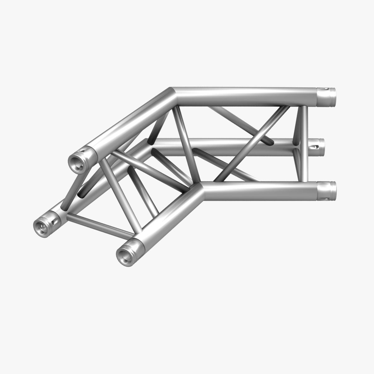 triangular trusses (collection 55 modular pieces) 3d model 3ds max dxf fbx c4d dae texture obj 216244