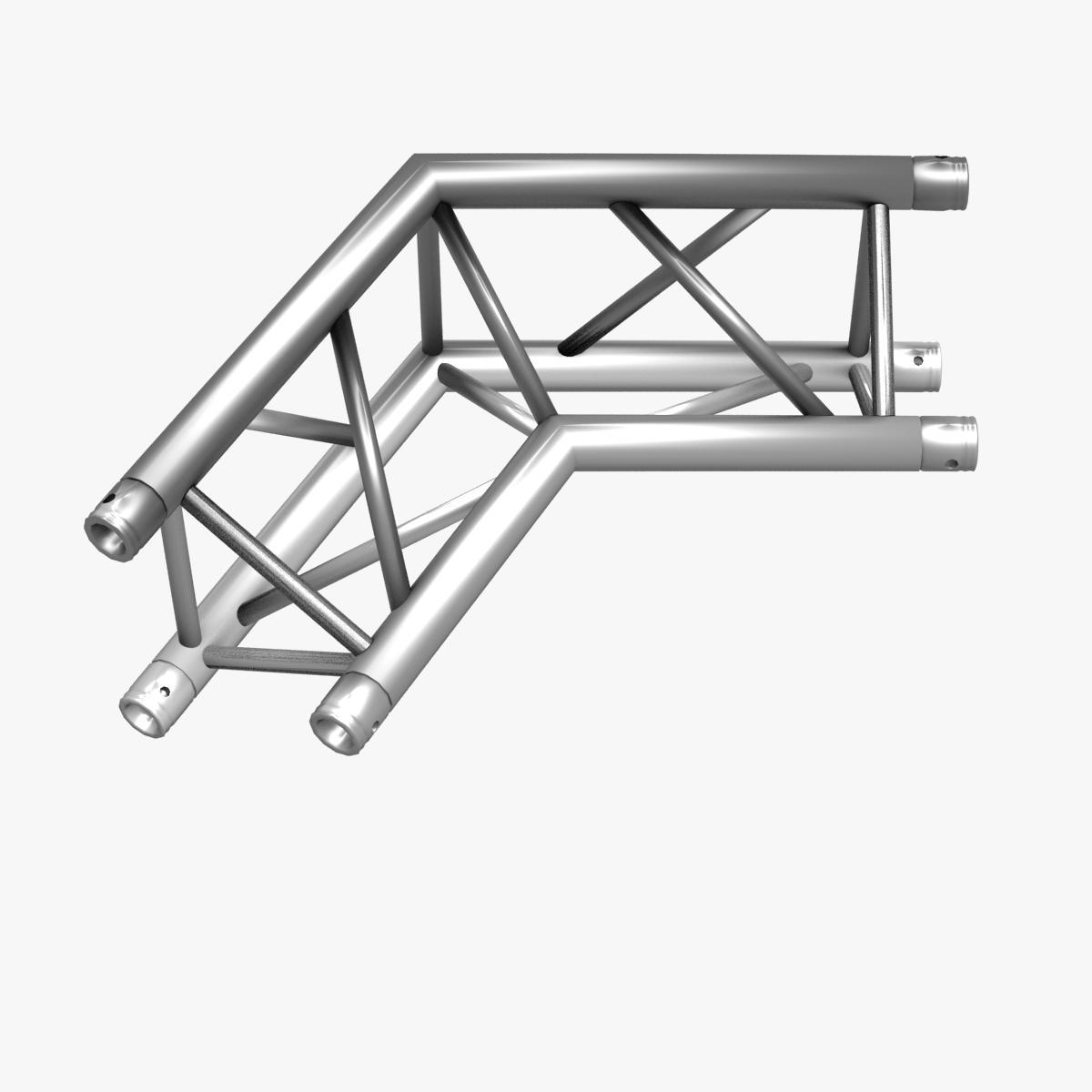 triangular trusses (collection 55 modular pieces) 3d model 3ds max dxf fbx c4d dae texture obj 216247