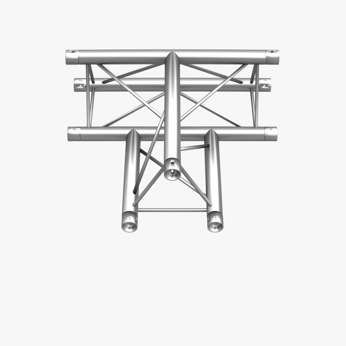 triangular trusses (collection 55 modular pieces) 3d model 3ds max dxf fbx c4d dae texture obj 216255