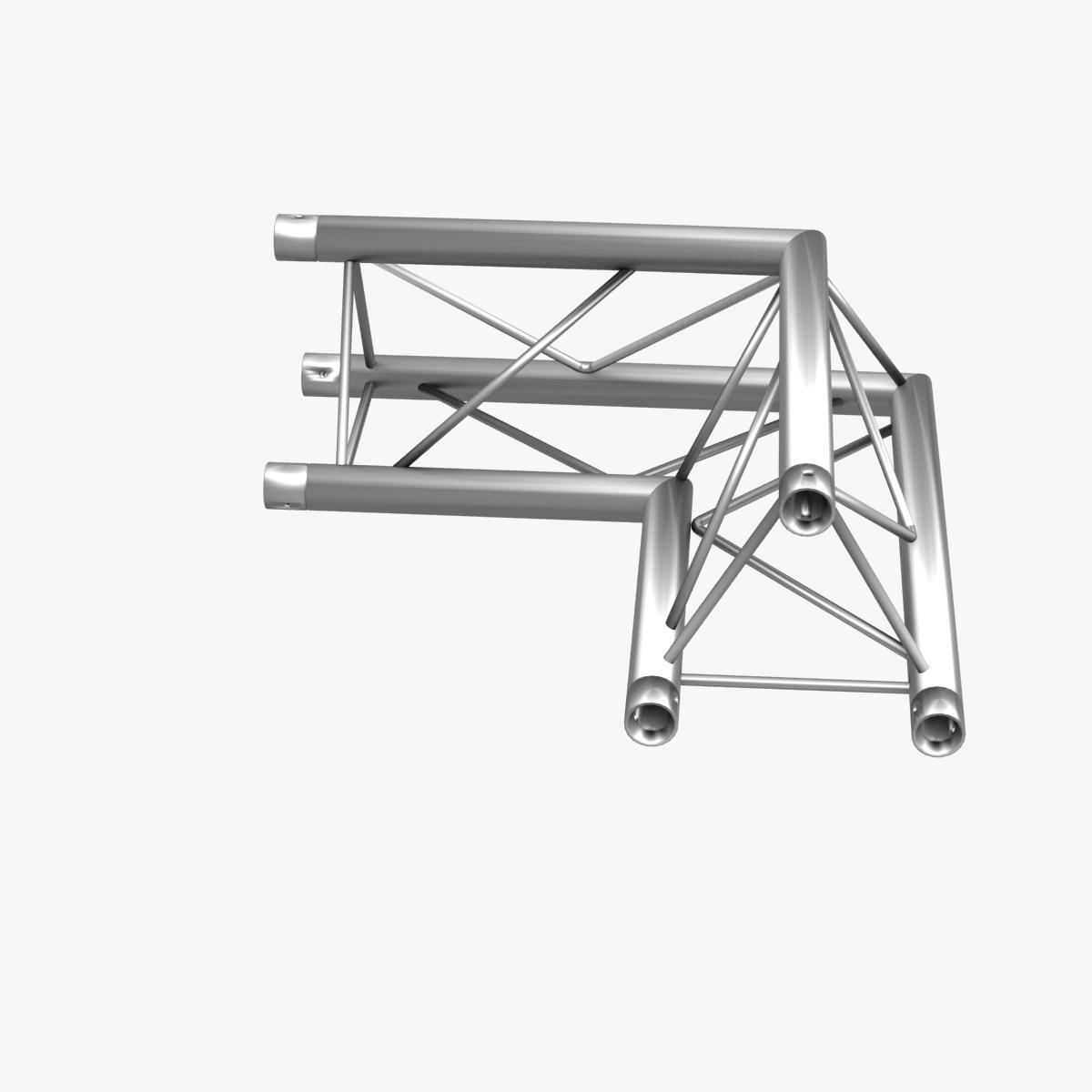 triangular trusses (collection 55 modular pieces) 3d model 3ds max dxf fbx c4d dae texture obj 216258