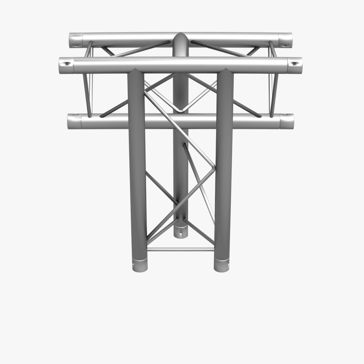 triangular trusses (collection 55 modular pieces) 3d model 3ds max dxf fbx c4d dae texture obj 216261