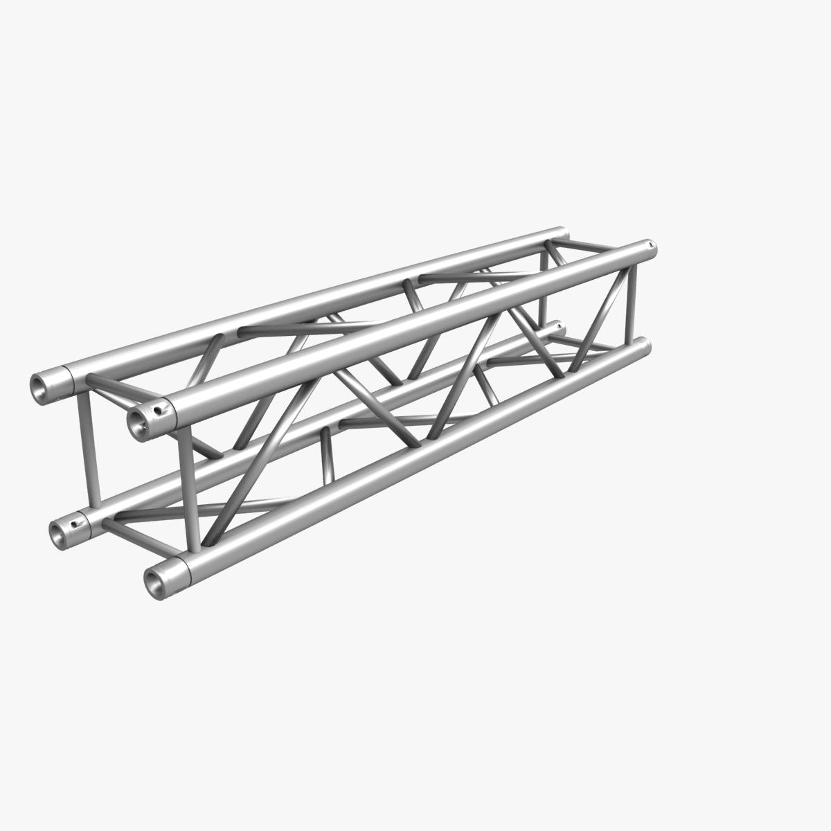 square truss standard (collection 24 modular) 3d model 3ds max dxf fbx c4d dae  texture obj 216331