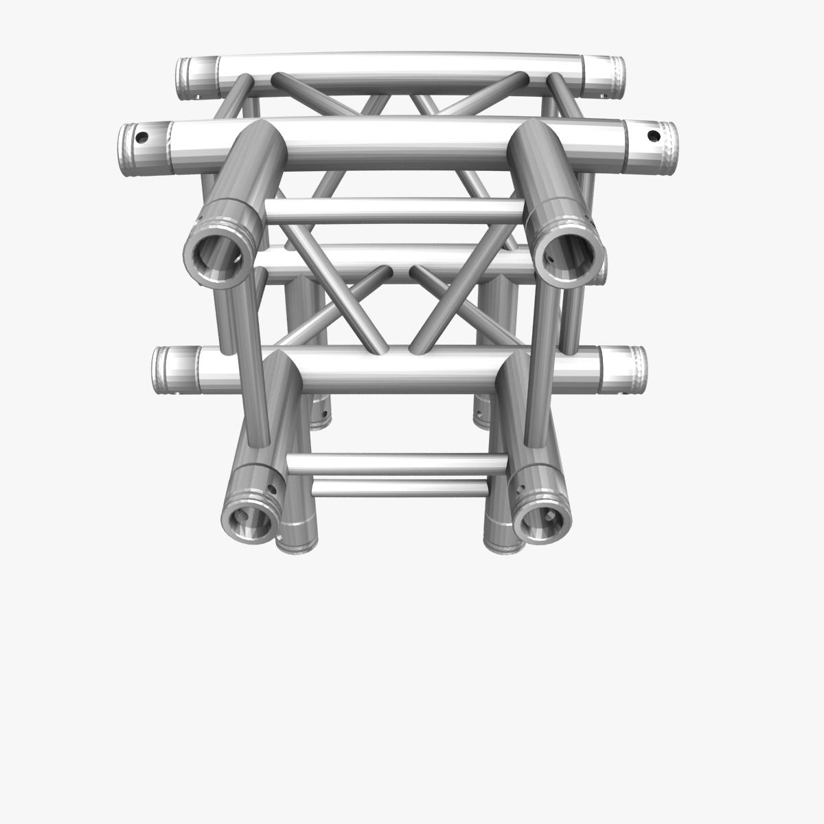 square truss standard (collection 24 modular) 3d model 3ds max dxf fbx c4d dae  texture obj 216346