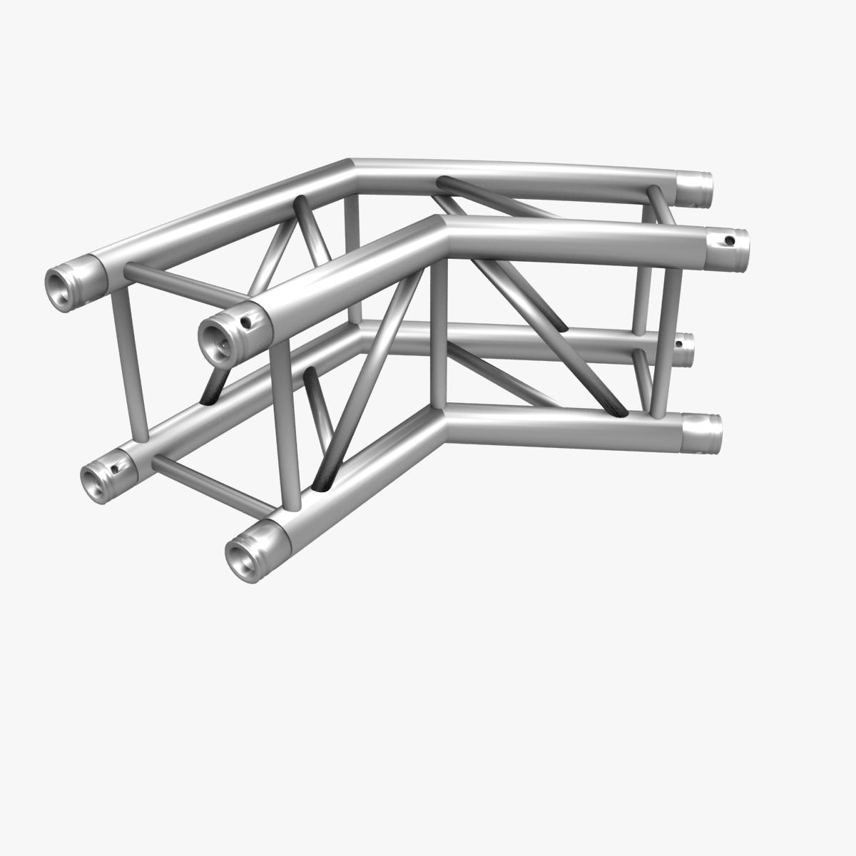 square truss standard (collection 24 modular) 3d model 3ds max dxf fbx c4d dae  texture obj 216360
