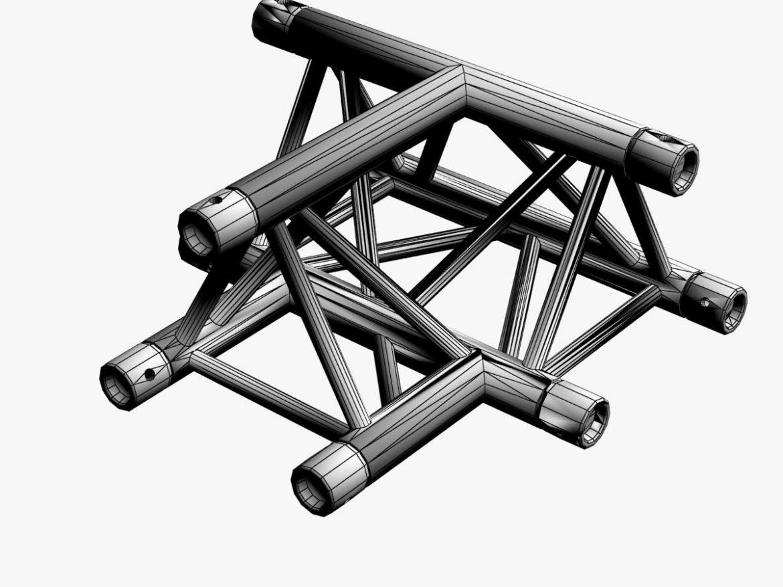 Triangular Truss Cross and T Junction 084 ( 114.36KB jpg by akeryilmaz )